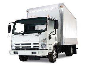 Cube Truck